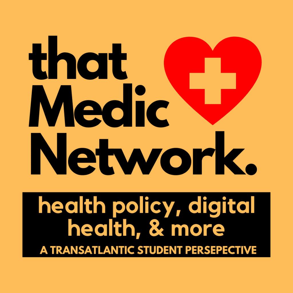 That Medic Network <> We're hiring!