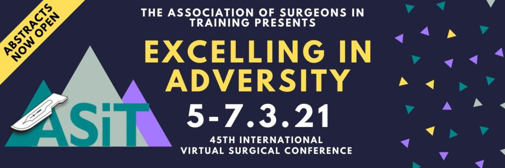 ASIT International Virtual Surgical Conference 2021 – Abstract Submissions Open