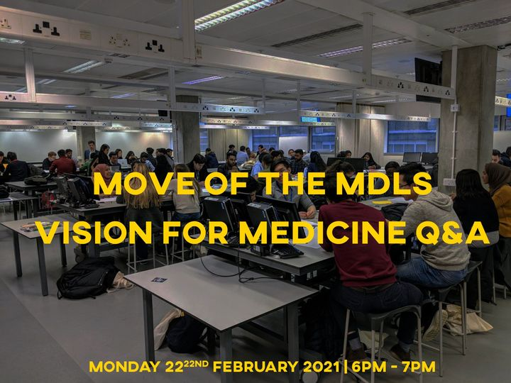 Move of the MDLs – Vision For Medicine Q&A