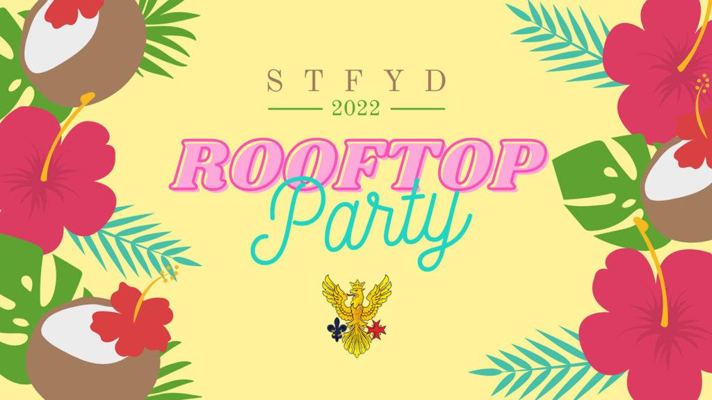 ICSMSU Rooftop Party