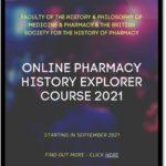 Online Pharmacy History Explorer Course