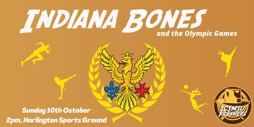 Indiana Bones at the Olympic Games