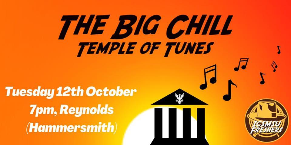 The Big Chill: Temple of Tunes