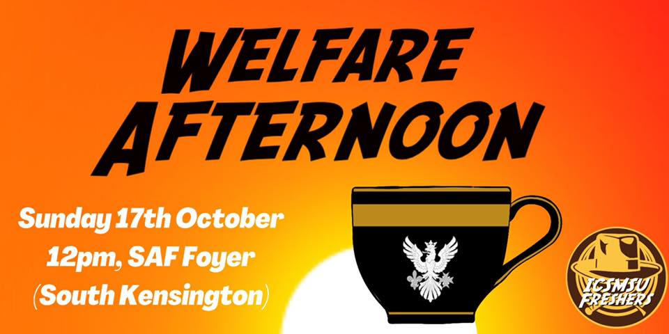 Welfare Afternoon