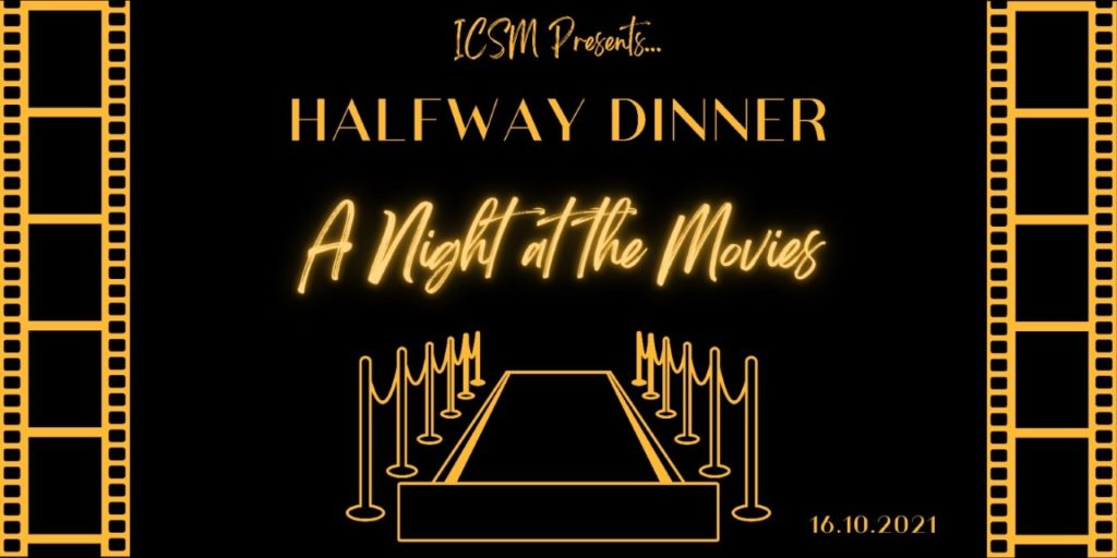 Halfway Dinner: A Night at the Movies
